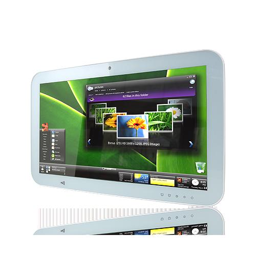Panelowy, bezwentylatorowy komputer PC APC-1733 firmy Avalue dla aplikacji HMI na rynkach medycznych, administracji publicznej i punktów samoobsługowych
