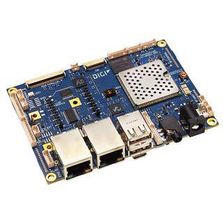 Digi ConnectCore for i.MX6UL SBC (PRO/Express)