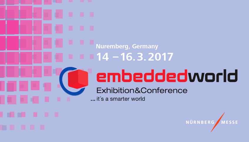Prezentacje nowych produktów Digi International na międzynarodowych targach Embedded World 2017