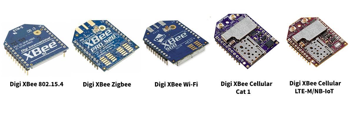 Digi XBee od podszewki - jak wybrać odpowiedni moduł radiowy dla swojej aplikacji?