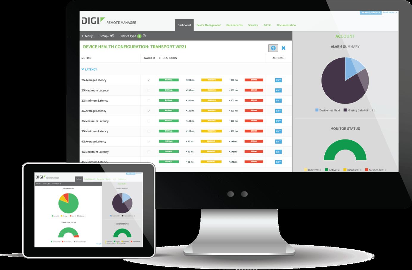 Digi TransPort® WR11XT - moduły komunikacyjne oraz komórkowe dla nowej generacji inteligentnych urządzeń IoT oraz M2M