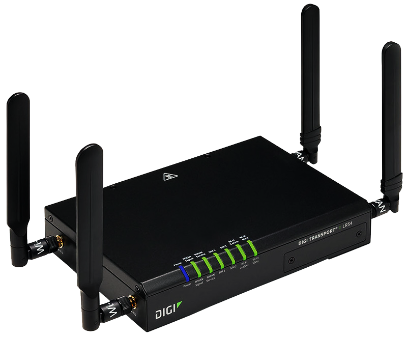 Router Digi TransPort® LR54