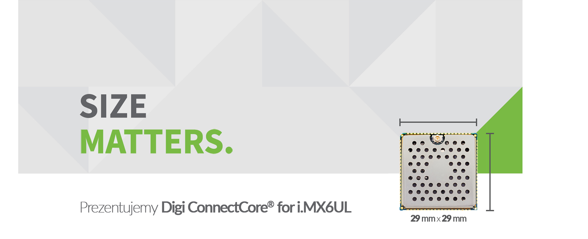 Digi ConnectCore® for i.MX6UL