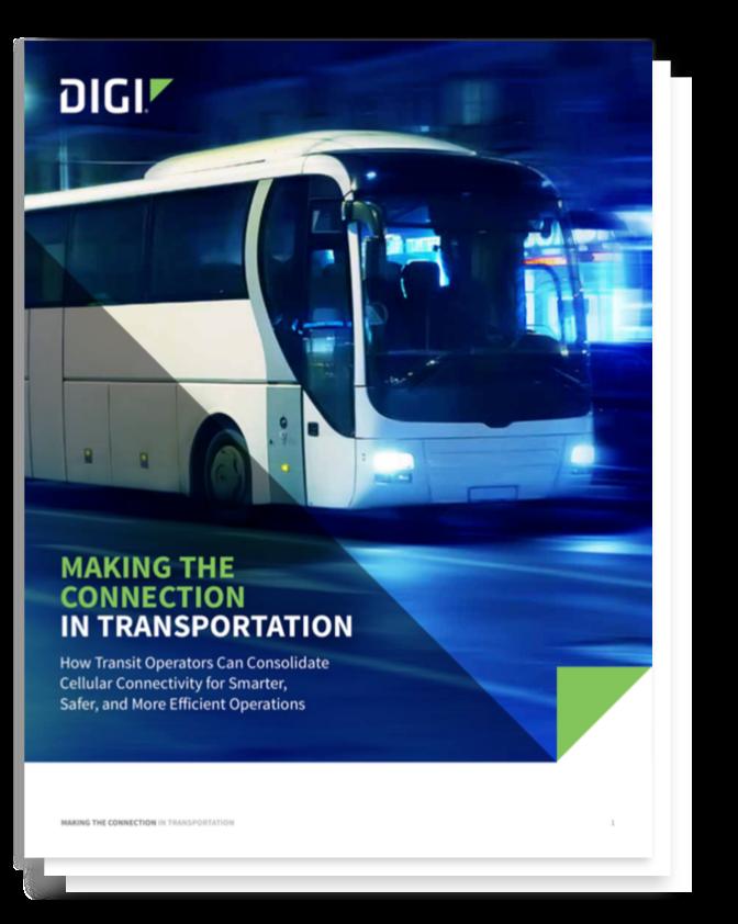 Digi TransPort® WR64