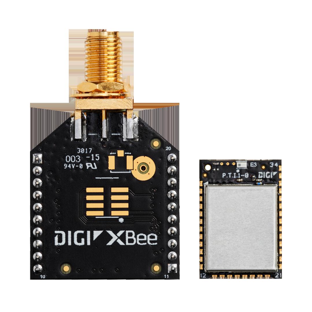 Digi XBee3™ THT i micro