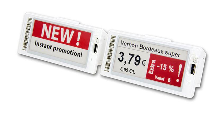 Elektroniczne etykiety sposobem na optymalizację procesów oraz kosztów operacyjnych średnich i dużych sieci handlowych