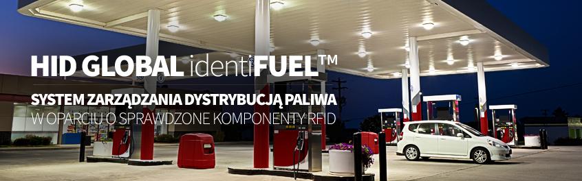 HID Global identiFUEL™ System zarządzania dystrybucją paliwa w oparciu o sprawdzone komponenty RFID