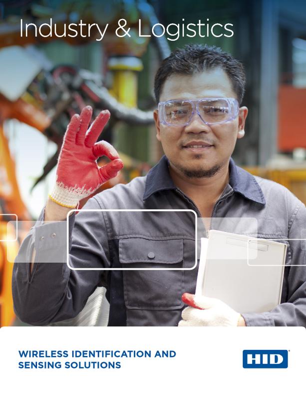 Rozwiązania RFID dla przemysłu