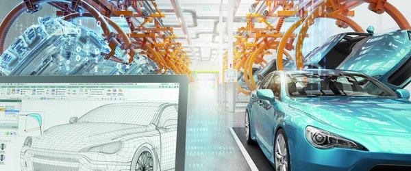 Capital zaawansowane oprogramowanie firmy Mentor Graphics do projektowania, zarządzania i walidowania skomplikowanych systemów wiązek elektrycznych