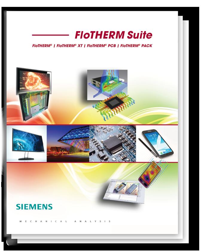 Simcenter FloTHERM XT firmy Siemens - oprogramowanie dla zaawansowanej symulacji i projektowania układów chłodzenia elektroniki