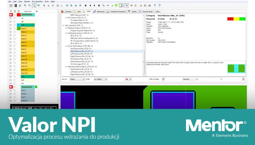 Valor NPI – optymalizacja procesu wdrażania do produkcji