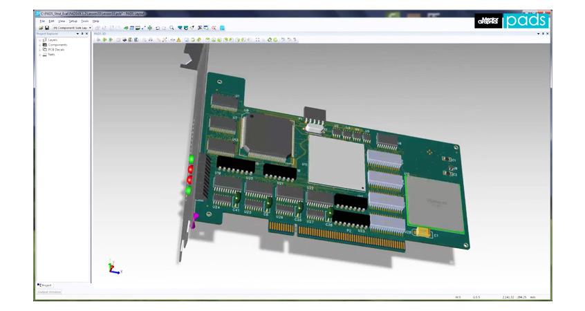 Dowiedz się m.in. jakie są najlepsze praktyki pracy z layoutem 3D w webinarze PADS Professional 3D Expert Series