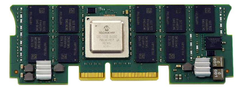 SMC 1000 8x25G firmy Microchip zwiększa przepustowość pamięci w aplikacjach DDIMM DDR4, dzięki interfejsowi Open Memory Interface (OMI)