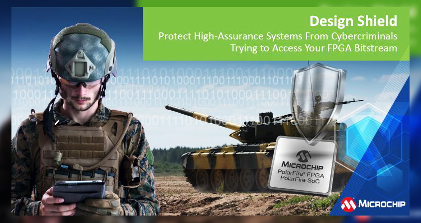 DesignShield firmy Microchip chroni systemy FPGA o znaczeniu krytycznym