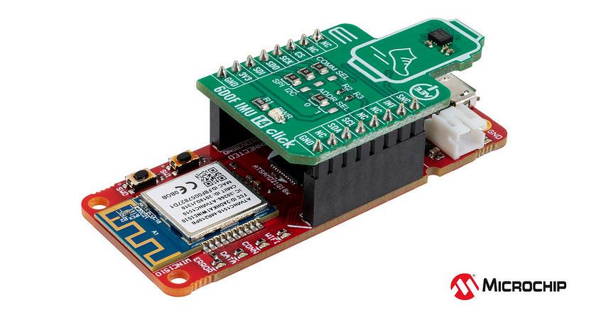 Uproszczenie implementacji aplikacji Machine Learning na krawędzi przy użyciu 32-bitowych mikroprocesorów ARM Cortex i MCU w MPLAB X firmy Microchip