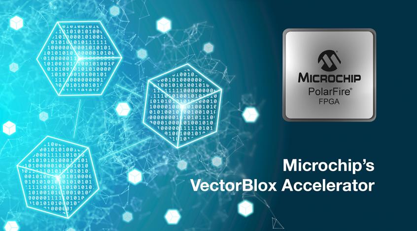 VectorBlox Accelerator Software Development Kit (SDK) firmy Microchip, pomaga programistom w korzystaniu z układów FPGA PolarFire®