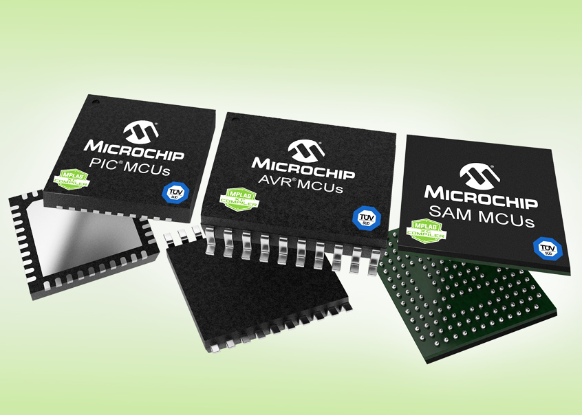 Kompilatory MPLAB® XC firmy Microchip upraszaczają proces osiągnięcia certyfikatów bezpieczeństwa funkcjonalnego dla mikrontrolerów PIC, AVR, SAM