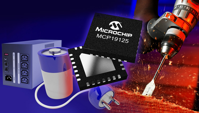 Microchip MCP19125