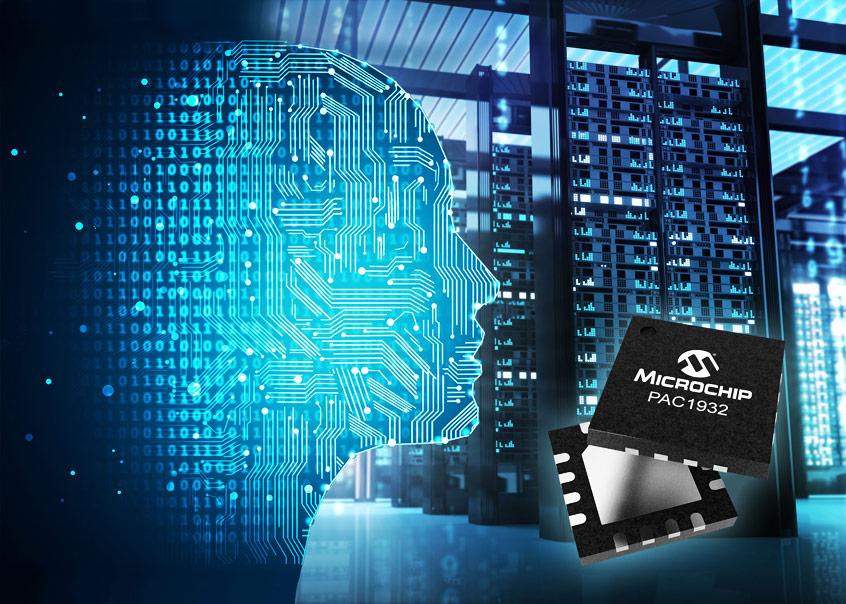 Wysokiej dokładności dwu i trzykanałowe układy monitorowania mocy PAC1932 oraz PAC1933 firmy Microchip