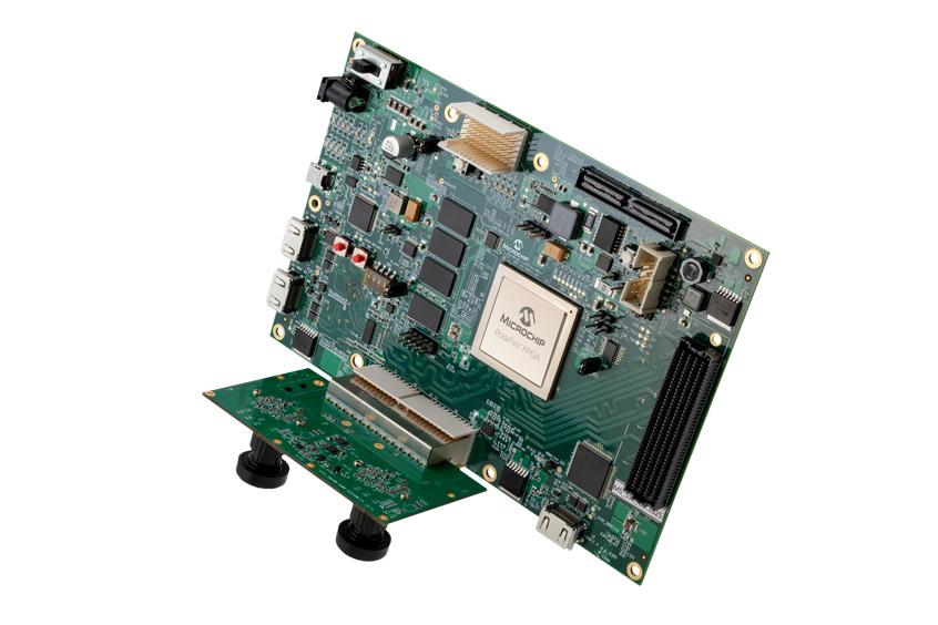 Smart Embedded Vision z rozwiązaniami PolarFire™ FPGA firmy Microchip Technology