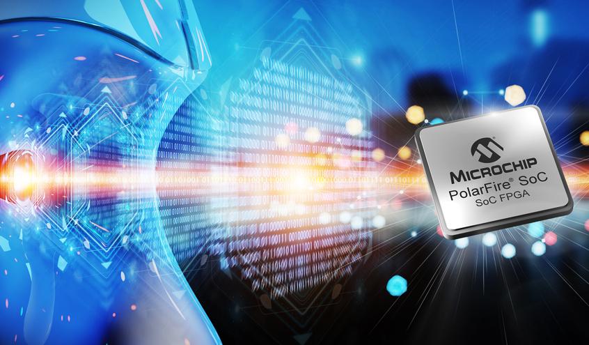Microchip Technology otwiera program wczesnego dostępu (EAP) dla programowalnych macierzy bramek systemowych (FPGA) PolarFire® SoC