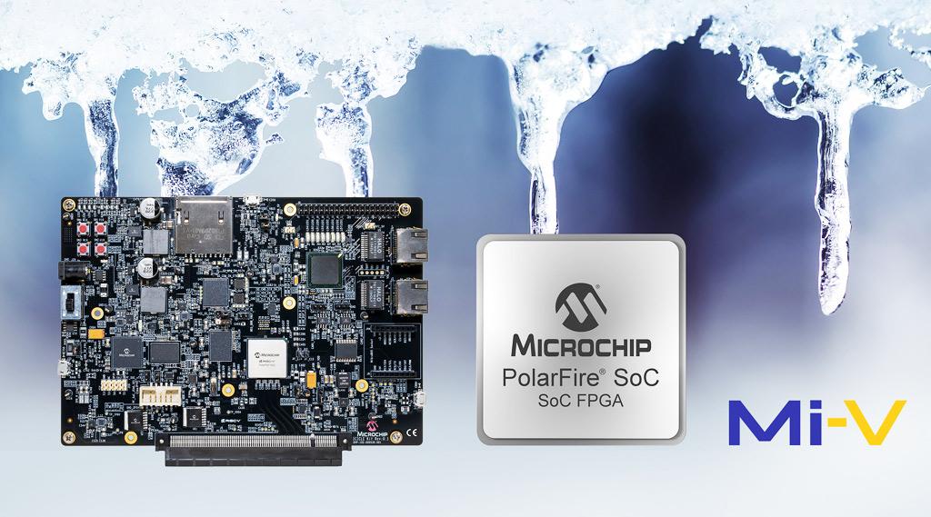 PolarFire® SoC Icicle Kit firmy Microchip to pierwszy w branży zestaw rozwojowy FPGA oparty na technologii RISC-V