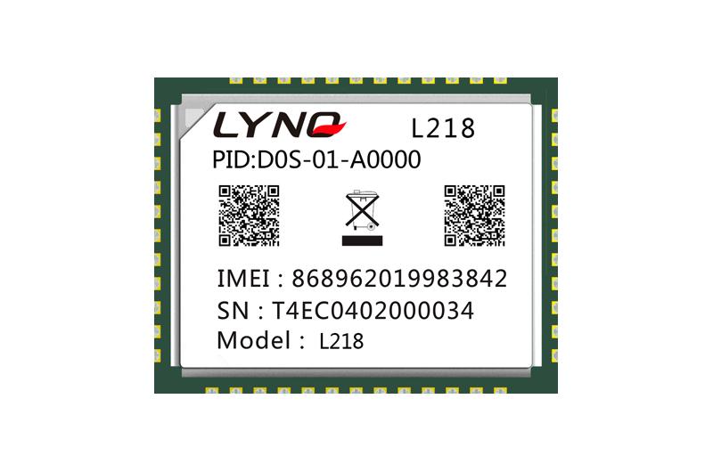 Moduł 3G+GNSS Mobiletek L218