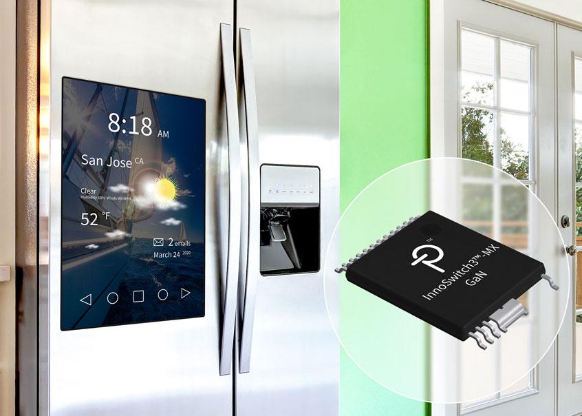 InnoSwitch™3-MX nowe izolowane drivery firmy Power Integrations w technologii PowiGaN dla wysokowydajnych zasilaczy o ciągłej mocy wyjściowej do 75W