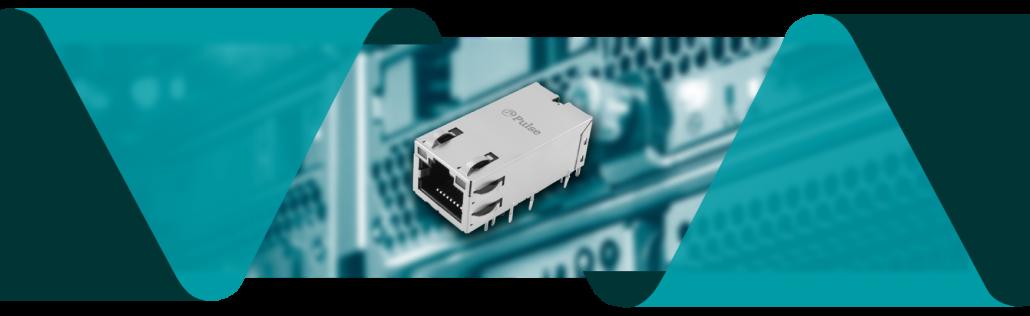 Wzmocniony przemysłowy moduł ICM 10G Ethernet firmy Pulse dla urządzeń komunikacyjnych i stacji bazowych 5G/6G z obsługą PoE+ do 140W