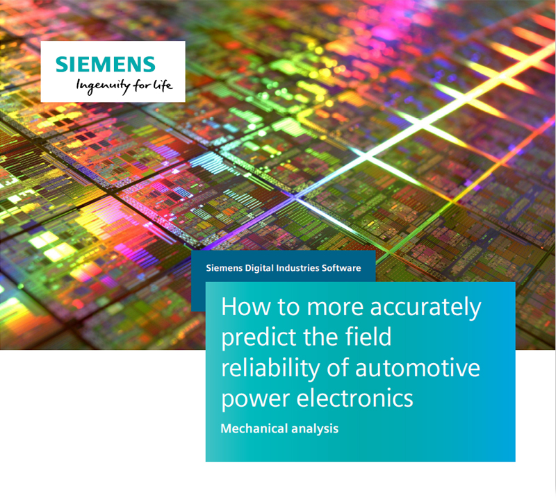 Oprogramowanie Simcenter FloEFD oraz Simcenter FloTHERM z portfolio Siemens Digital Industries Software