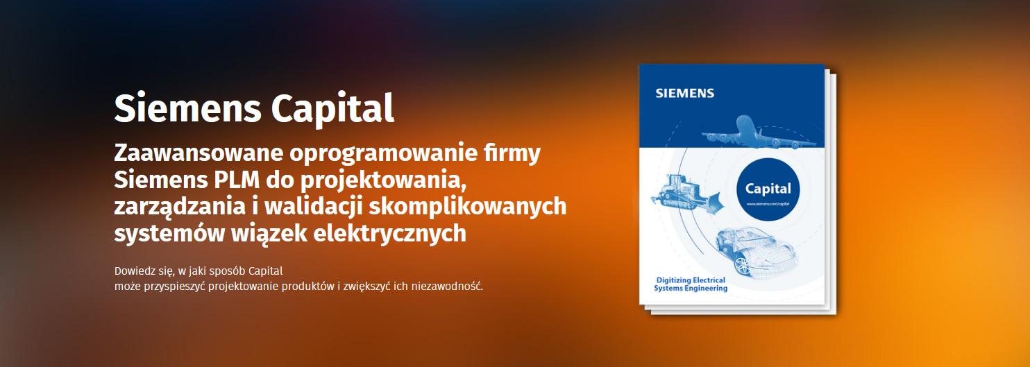 Capital - zaawansowane oprogramowanie do projektowania, zarządzania i walidacji skomplikowanych systemów wiązek elektrycznych.