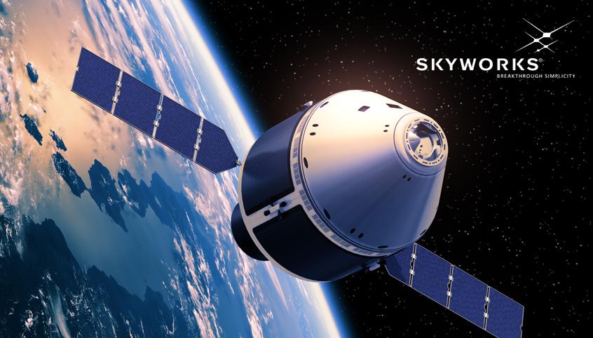 Najnowocześniejsze koponenty optoelektroniczne firmy Skyworks dla zaawansowanych aplikacji High Tech w tym m.in. kosmicznych, lotniczych i wojskowych