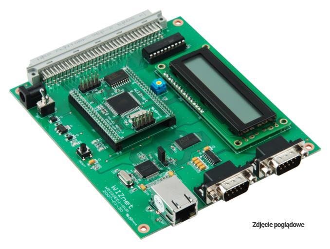 WIZnet W5100S-EVB
