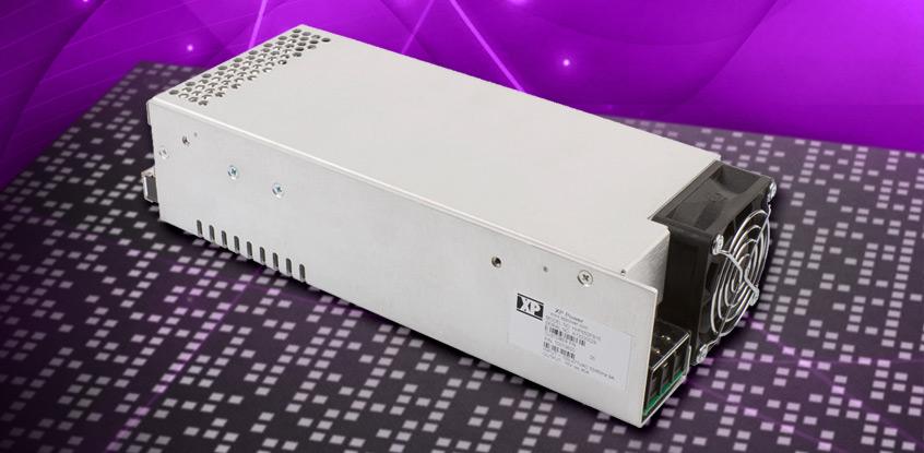 650W zasilacze przemysłowe serii HHP650 firmy XP Power