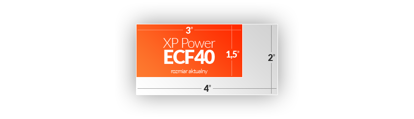 XP Power ECF40