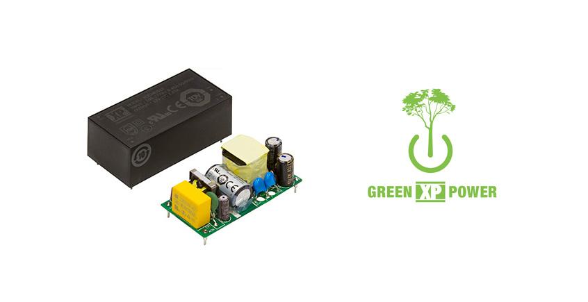 VCE20 i VCE40 miniaturowe zasilacze firmy XP Power dla aplikacji IT oraz gospodarstwa domowego