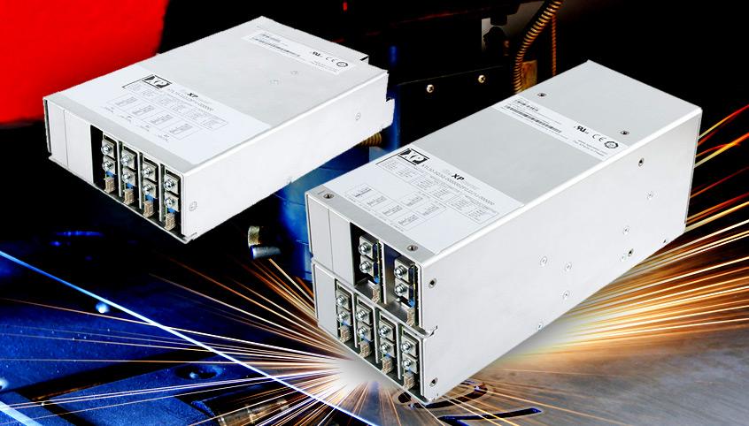 Konfigurowalne, wielowyjściowe, 3-fazowe zasilacze XTL15 oraz XTL30 rodziny FleXPower firmy XP Power